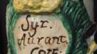 Exponatul lunii aprilie la Colecţia de Istorie a Farmaciei: Aurant Cortex
