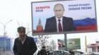 Vladimir Putin, reales pentru al patrulea mandat