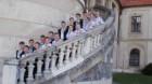 O delegaţie a Gilăului, la Pepeni, în Moldova