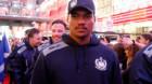 Samoanul Gordon Langkilde, arestat pentru agresarea unor jucători la Cupa Mondială
