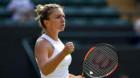 Simona Halep s-a calificat în optimi la Eastbourne
