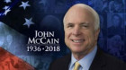 John McCain pare să îl critice pe Donald Trump în ultimul său mesaj pentru americani
