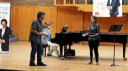 Academia de Muzică 'Gheorghe Dima' Cluj – Napoca. Masterclass internaţional de cantocu Maestrul Marius Vlad Budoiu