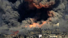 Bombardament israelian în Fâşia Gaza