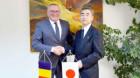 Noul ambasador al Japoniei, în vizită la Consiliul Județean Cluj