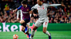 Fotbal / Messi one man show