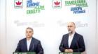 Viktor Orban la Cluj-Napoca: România merită să devină membru Schengen