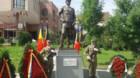 Ioan Aurel Pop la dezvelirea statuii generalului Mărdărescu: Popoarele civilizate  ştiu să-şi cinstească eroii