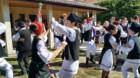Fiii Bojului au participat la o plăcută nuntă tradițională