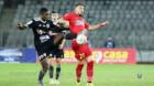 Universitatea Cluj ratează calificarea în sferturile Cupei României