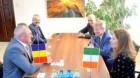 Noul ambasador al Irlandei în România, în vizită la Cluj-Napoca