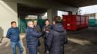Două noi puncte de colectare  a deșeurilor, la Cluj-Napoca
