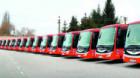 Orașul clujean cu transport exclusiv electric