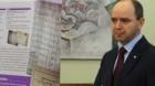 """O nouă donație de documente pentru Institutul de Istorie """"George Barițiu"""""""