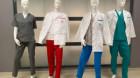 Costume de clinică personalizate pentru angajații Spitalului Clinic Județean de Urgență Cluj