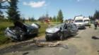 Accident rutier între localitățile Dealul Negru și Beliș