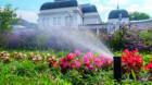 Sistem automatizat de irigații pentru Parcul Central