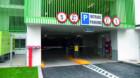 Parkingul Primăverii 20 a fost finalizat