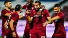 Victorie pentru CFR Cluj în partida cu FC Hermannstadt
