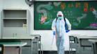 Coronavirus în aproape 20 de școli clujene. Caz de COVID și la CJ Cluj