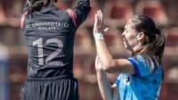 "Fotbal Feminin: A plouat cu goluri la Baza Sportivă ""Clujana"""