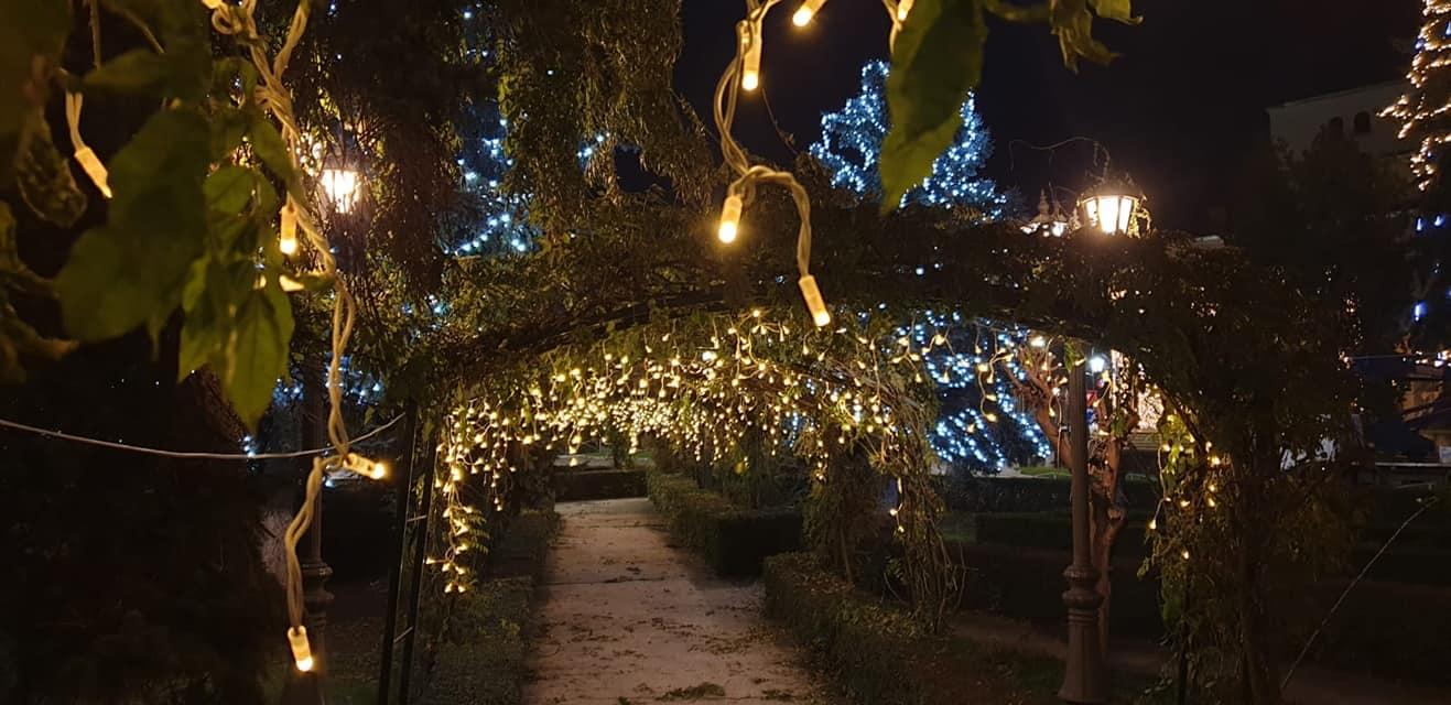 Iluminat Festiv Câmpia Turzii