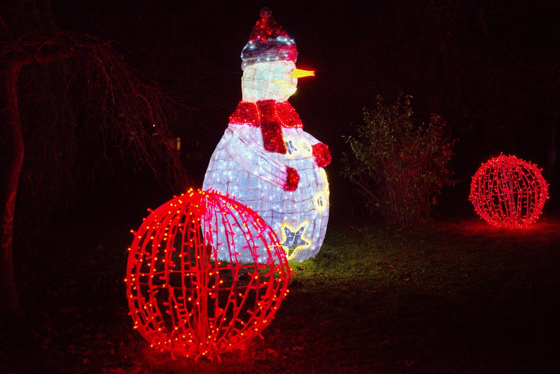 Iluminat Festiv Gherla