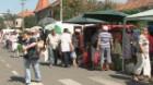 Prima piaţă volantă – primită cu entuziasm de locuitorii cartierului Grigorescu