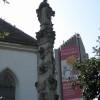 TNL Cluj cere relocarea Monumentului Sfînta Maria Protectoare pe strada Universităţii