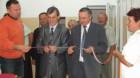 """Dej: S-a tăiat panglica inaugurală la cantina Colegiului """"Andrei Mureşanu"""""""