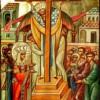 Creştinii ortodocşi şi catolici prăznuiesc astăzi Înălţarea Sfintei Cruci
