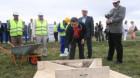 S-a dat startul la construirea noii piste a aeroportului clujean