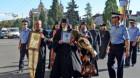 Moaştele celor patru sfinţi, de la Schitul Prodromu, au fost duse la Mînăstirea Căşiel
