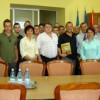 Partenerii francezi în vizită la Liceul Industrial din Dej