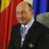 Băsescu, decorat de Patriarhul Alexandriei şi de Patriahul Daniel