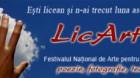 Premiile concursului de fotografie din cadrul Festivalului Naţional de Arte pentru Liceeni – LicArt vor fi oferite anul acesta de Nikon