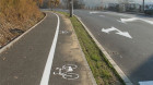 Dej: 1, 5 kilometri numai pentru biciclişti!