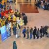 Aproape 1000 de clujeni şi-au testat, luni, glicemia la Iulius Mall