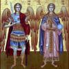 Creştinii marchează astăzi Sărbătoarea Soborului Sfinţilor Arhangheli Mihail şi Gavriil