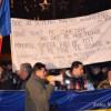 """Clujenii, după zece zile de protest: """"Libertate te iubim,/ Ori învingem, ori murim"""""""