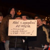 """A 11-a zi de proteste la Cluj: """"Emil Boc şi gaşca lui/ Ruşinea Ardealului"""""""