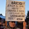 """A noua zi de proteste la Cluj: """"Răspundem la sfidare/ Cu un protest mai mare"""""""