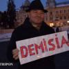 """A 40-a zi de proteste, la Cluj: """"Voi aţi scos afară/ Doctorii, din ţară"""""""