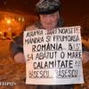 """A 22-a zi de proteste la Cluj: """"Din Cocoş nu faci găină,/ Nici din Udrea gospodină!"""""""