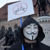 """A 58-a zi de proteste, la Cluj: """"Românie,/ Ieşi din iobăgie!"""""""