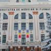 Proiectul de HG privind UMF Tîrgu Mureş, postat pe site-ul MECTS
