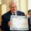 Acad. prof. univ. dr. Ionel Haiduc – Diploma de excelenţă cu ocazia împlinirii vîrstei de 75 de ani.