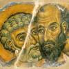 Sfinţii Apostoli Petru şi Pavel, sărbătoriţi vineri de ortodocşi şi catolici
