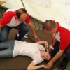 Locul I pentru un echipaj SMURD Cluj la un concurs de prim ajutor desfăşurat în Germania