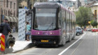 Clujenii pot circula din nou cu tramvaiul pe ruta Mănăştur-Piaţa Gării